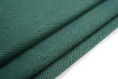 Pano feito pela fibra do algodão Fotografia de Stock