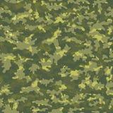 Pano militar da camuflagem sem emenda da infantaria abstraia o fundo Ilustração do vetor ilustração royalty free