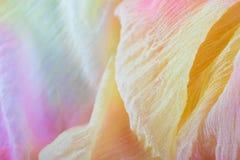 Pano multicolorido brilhante para o fundo fotos de stock royalty free