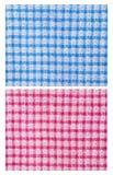 Pano ou toalha colorida de tabela Imagem de Stock