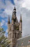 Pano Salão de Ypres, Bélgica Imagens de Stock