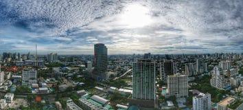 Pano van Bangkok royalty-vrije stock afbeeldingen