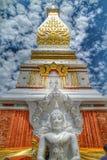 Panom Temple Stockfotografie