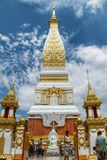 Panom Temple. In Nakorn Panom Thailand Royalty Free Stock Images