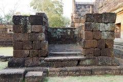 Panomrung castle Stock Photography