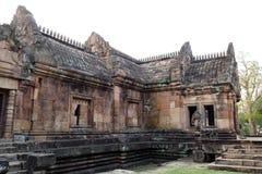 Panomrung castle Stock Image