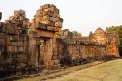 Panomrung castle Royalty Free Stock Photo
