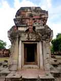 Panomwan石头城堡 免版税图库摄影
