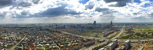 Panoram de Astana fotografia de stock royalty free