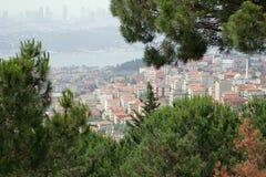 Panoram Turkije Royalty-vrije Stock Afbeeldingen