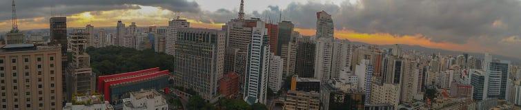 panorama- Royaltyfri Fotografi