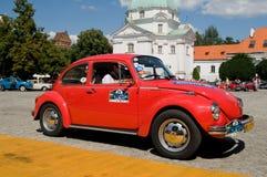 Panorama 1973 dello scarabeo di Volkswagen 1303 Immagine Stock Libera da Diritti