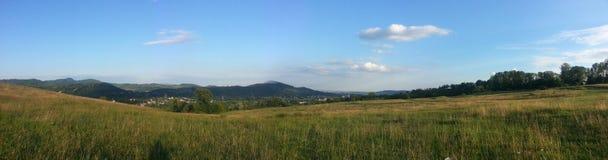panorama- Royaltyfri Bild