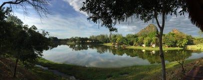 Panorama Fotografia de Stock Royalty Free