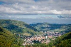 Panorama lizenzfreies stockfoto