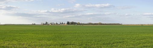 panorama Arkivfoto