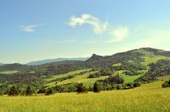panorama arkivbild