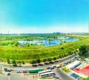 Panorama lizenzfreies stockbild