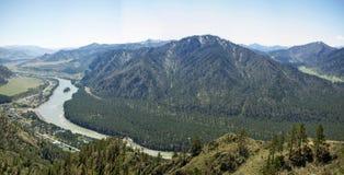 Panorama stockfoto