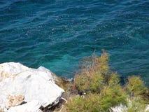 Panorama Aegean Bodrum Turkey Stock Images