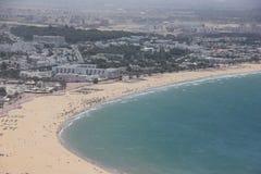 Panorama Agadir Stock Images