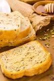 Panorama alemán del pan de pan amargo Foto de archivo