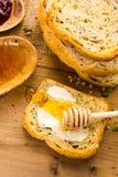 Panorama alemán del pan de pan amargo Fotos de archivo