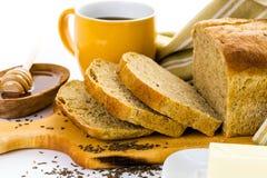 Panorama alemán del pan de pan amargo Imagen de archivo libre de regalías