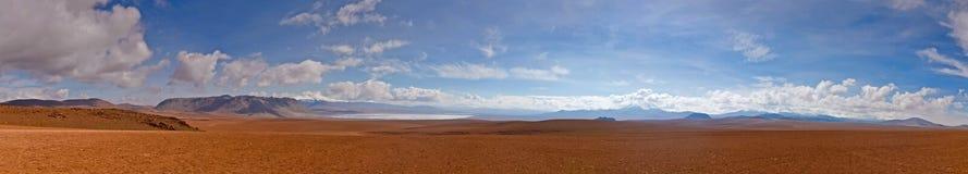 Panorama Altiplano Stock Fotografie