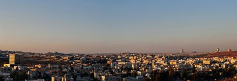 Panorama Amman Royalty Free Stock Image