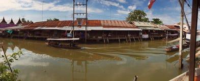 Panorama Ampawa Lizenzfreie Stockbilder