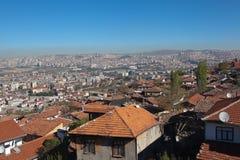 Panorama Ankara. Turkey Stock Image
