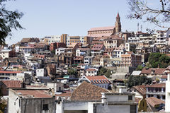 Panorama of Antananarivo Stock Photo