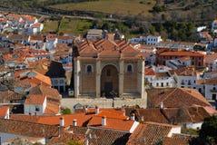Panorama Aracena Royalty Free Stock Photo