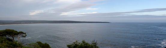 Panorama av den Eden hamningången Royaltyfri Foto