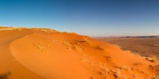 Panorama av den Elim dyn Royaltyfri Fotografi