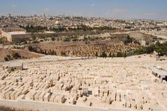 Panorama av den gammala staden Arkivbilder