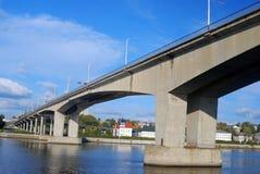Panorama av den Kostroma staden Royaltyfri Foto