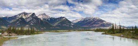 Panorama av Den Smet Spänna Arkivfoto