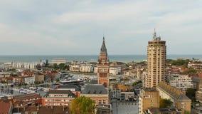 Panorama av Dunkirk
