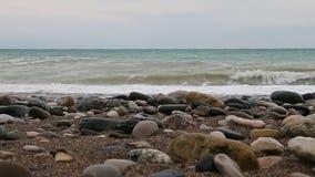 Panorama av havshorisonten lager videofilmer