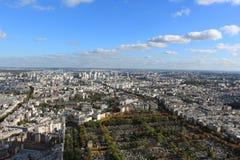 Panorama av staden arkivbilder