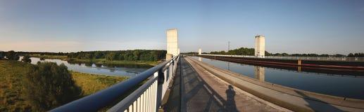 Panorama av wasserkreuz Arkivfoton