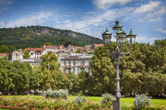 Panorama of  Baden Baden Royalty Free Stock Photos