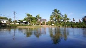 Panorama from Bakkie stock photo