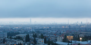 Panorama Baku Stock Image