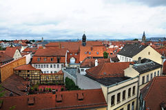Panorama of Bamberg Royalty Free Stock Images