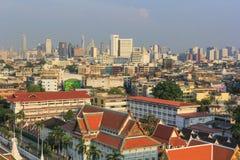 Panorama of Bangkok Royalty Free Stock Image