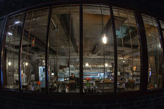 Panorama bar Obraz Royalty Free