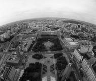 Panorama Berlin Stock Photo
